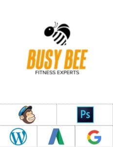 BusyBee | Fitness | Toronto | Vancouver | Website | Marketing